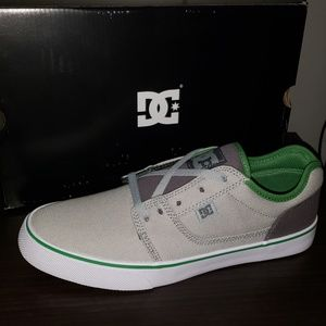 DC Tonik Grey Green Shoe